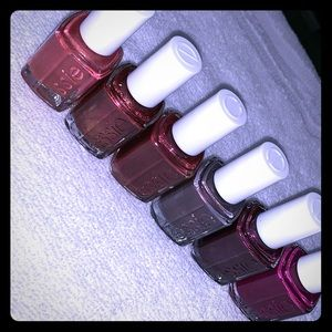 Essie Nail Lacquer ( Set of 6 )